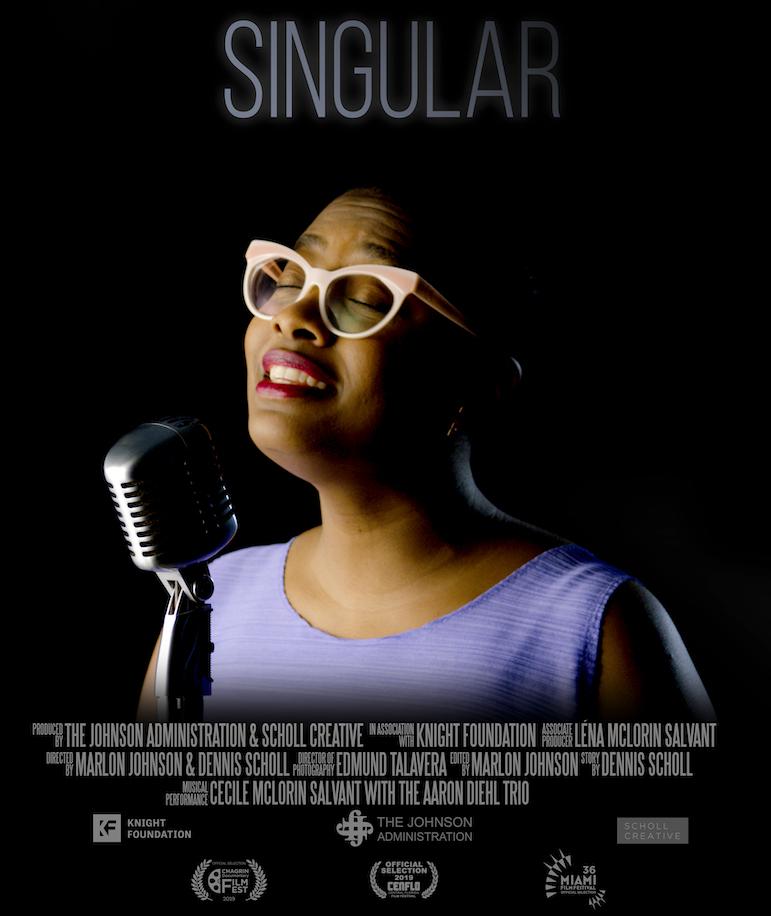 Singular Poster